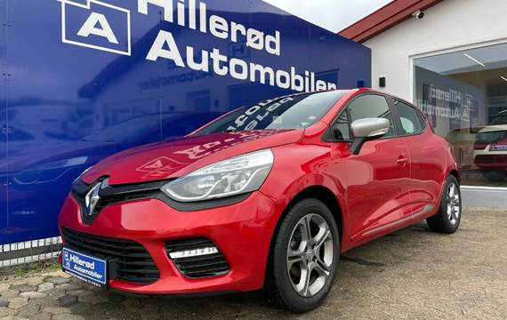 Renault Clio IV 0,9 TCe 90 GT-Line