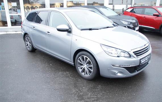 Peugeot 308 1,6 SW  Blue e-HDI Style  Stc 6g