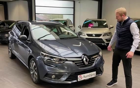 Renault Megane IV 1,5 dCi 110 Intens ST EDC