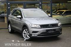 VW Tiguan 1,4 TSi 150 Highline DSG Van