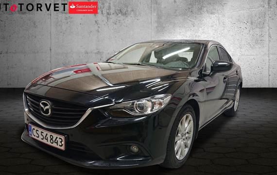 Mazda 6 2,2 Sky-D 150 Vision