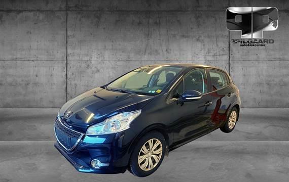 Peugeot 208 1,4 HDI Active  5d