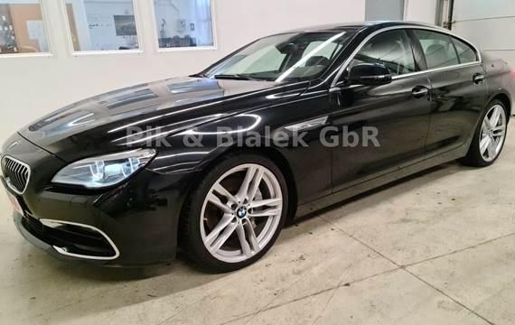 BMW 640d - 313 hk Steptronic Gran Coupe