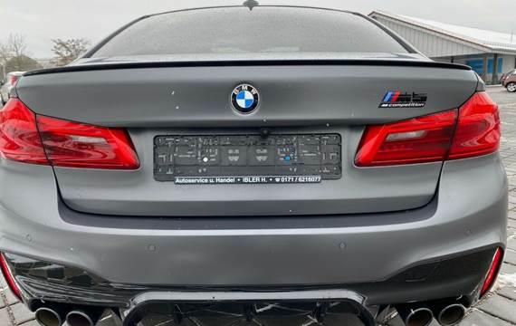 BMW M5 Competition 4.4 V8 - 625 hk xDrive Steptronic