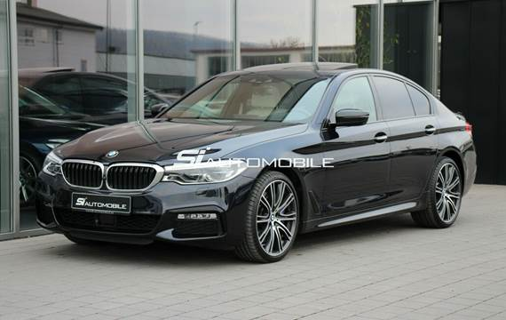 BMW 540d - 320 hk xDrive Steptronic Sedan