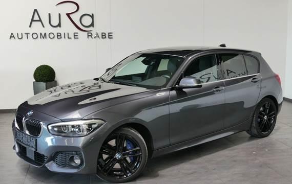 BMW 125d - 224 hk Steptronic Hatchback 5dr