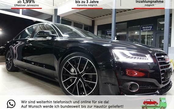 Audi A8 TDI V6 ultra - 262 hk quattro Tiptronic
