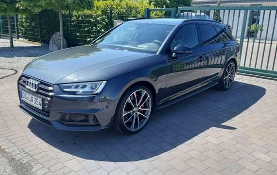 Audi S4 Avant 3.0 TFSI V6 - 354 hk quattro Tiptronic