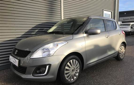 Suzuki Swift 1,2 16V Fit  5d
