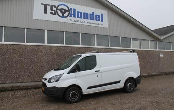 Ford Transit Custom 290S 2,2 TDCi 100 Ambiente Van