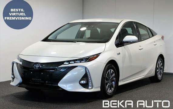 Toyota Prius 1,8 Plug-in Hybrid H3 Smart MDS