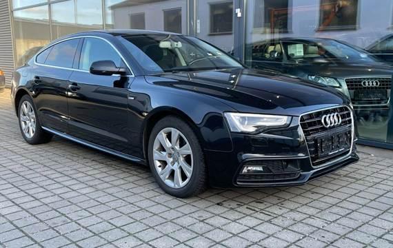 Audi A5 1,8 TFSi 177 S-line SB Multitr.