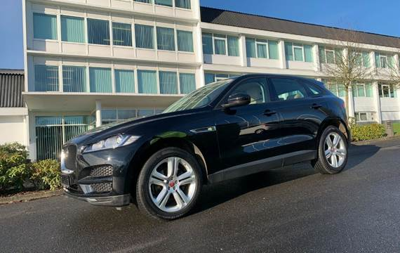 Jaguar F-Pace 2,0 D180 Pure aut.