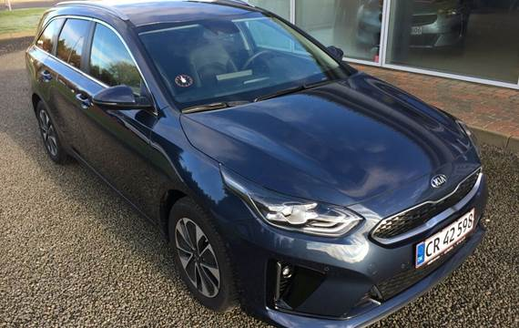 Kia Ceed 1,6 PHEV Upgrade Intro SW DCT