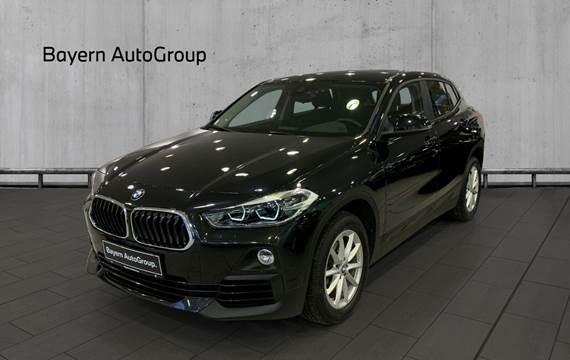 BMW X2 1,5 sDrive18i Advantage aut.