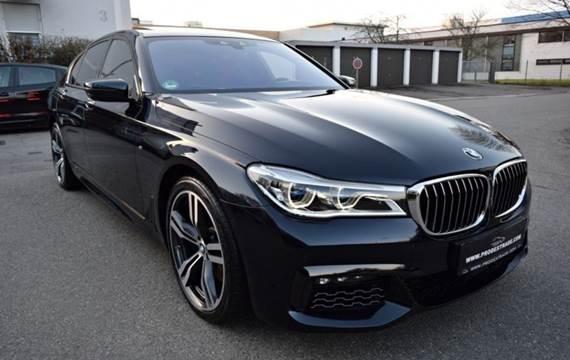 BMW 750i 4,4 xDrive aut.
