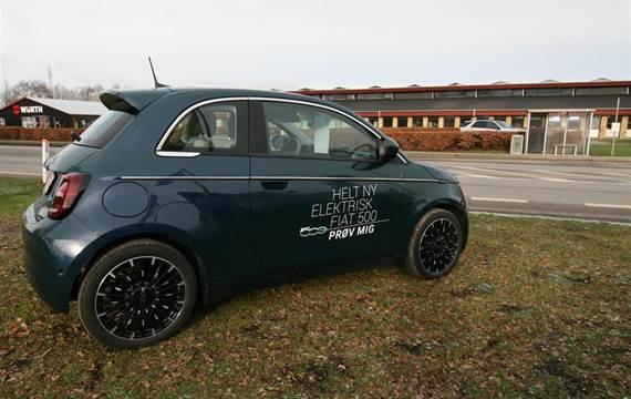 Fiat 500e EL La Prima  3d Trinl. Gear