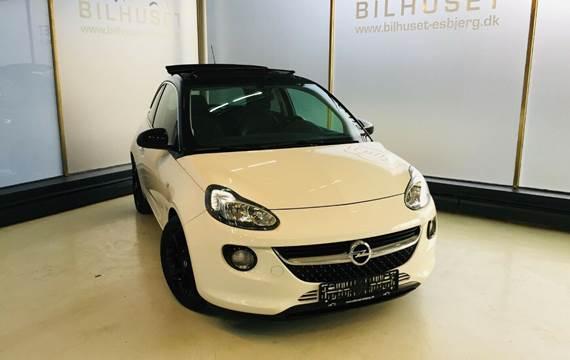 Opel Adam 1,0 T 90 Glam SwingTop