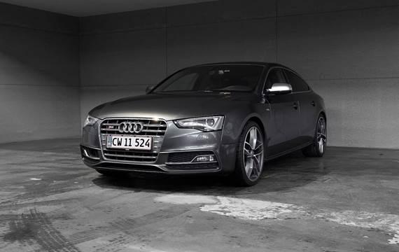 Audi S5 3,0 TFSi Sportback quattro S-tr.