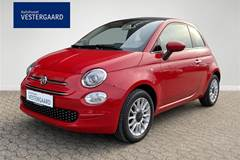 Fiat 500C 1,2 Eco Dream Start & Stop  Cabr.