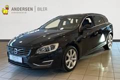 Volvo V60 2,0 D4 Momentum 190HK Stc 8g Aut.