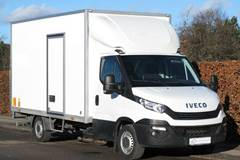 Iveco Daily 3,0 35S18 Alukasse m/lift AG8