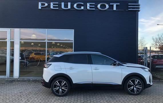 Peugeot 3008 1,6 PureTech GT Pack AWD EAT8  5d 8g Aut.