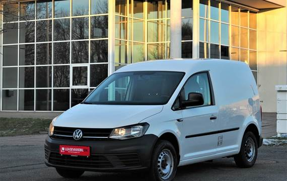 VW Caddy 2,0 TDi 102 BMT Van
