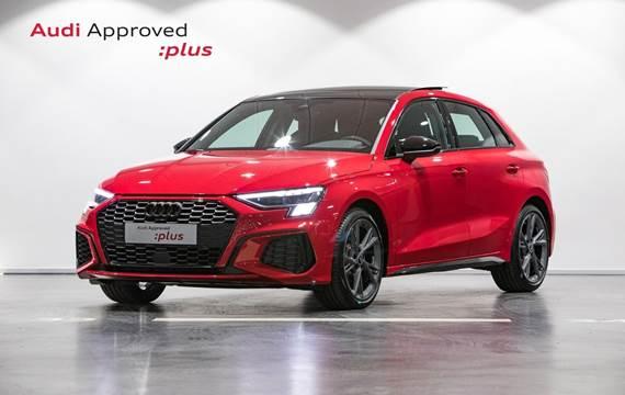Audi A3 TDi S-line Sportback S-tr.