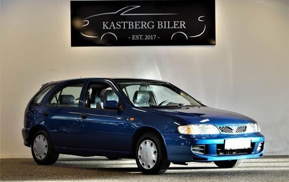 Nissan Almera 1,4 GX