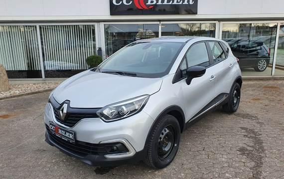 Renault Captur 1,5 dCi 90 Zen Van