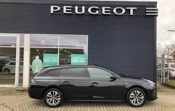 Peugeot 508 2,0 SW  BlueHDi GT Line EAT8 start/stop  Stc 8g Aut.