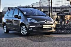 Citroën Grand C4 Picasso 2,0 HDI Exclusive  6g Aut.