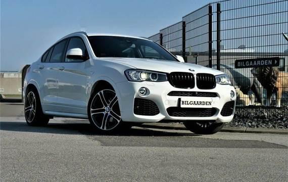 BMW X4 3,0 35I  XDrive  5d 8g Aut.