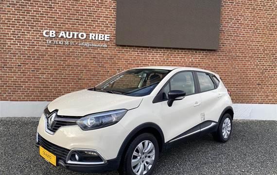 Renault Captur Energy TCe Expression 90HK Van
