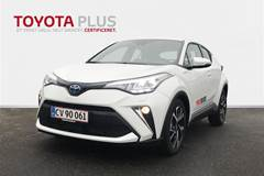 Toyota C-HR 1,8 B/EL C-LUB Smart Multidrive S  5d Aut.