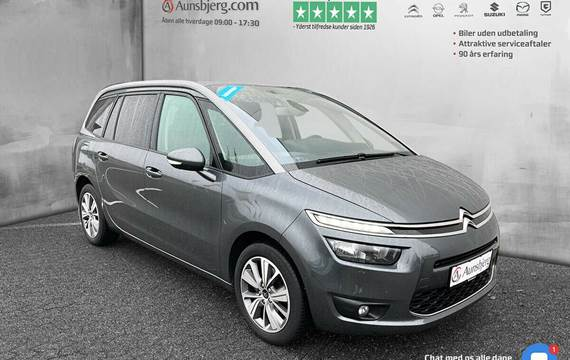 Citroën Grand C4 Picasso 1,6 THP 165 Intensive EAT6