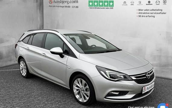 Opel Astra 1,6 CDTi 110 Dynamic Sports Tourer