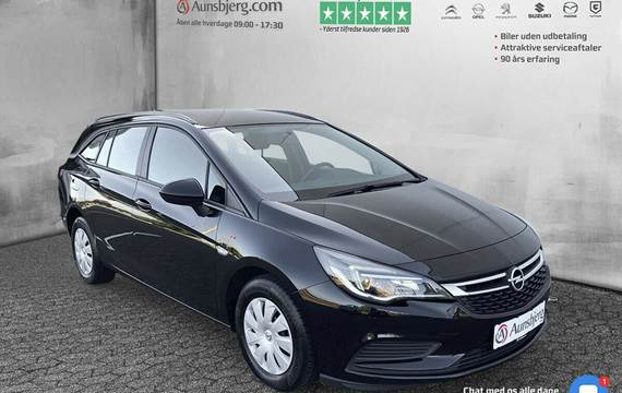 Opel Astra 1,6 CDTi 95 Enjoy ST
