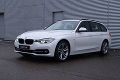 BMW 318d 2,0 Touring Sport Line aut.