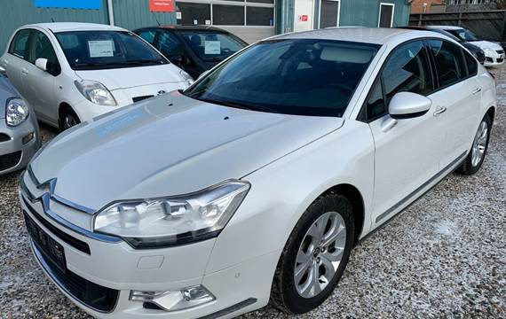 Citroën C5 2,0 HDi 163 Seduction aut.