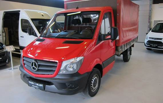 Mercedes Sprinter 313 2,2 CDi R2 Chassis m/lad