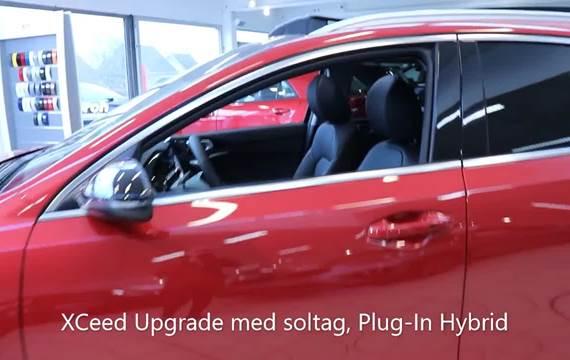 Kia XCeed 1,6 PHEV Upgrade+ DCT