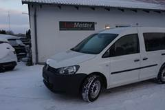 VW Caddy 1,6 TDi 102 BMT Van