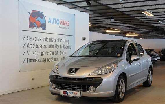 Peugeot 207 1,6 HDi  5d