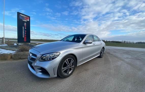 Mercedes C220 d 2,0 CDI 9G-Tronic  9g Aut.