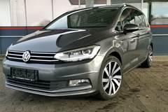 VW Touran 2,0 TDi 150 Highline DSG 7prs 5d
