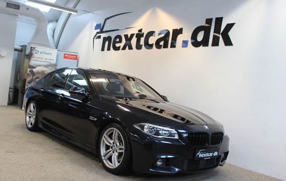 BMW 550i 4,4 xDrive aut.
