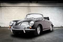 Porsche 356 C 1,6 Cabriolet