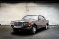 Mercedes 230 CE 2,3 Coupé